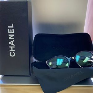 Authentic CHANEL Optical Frames #3289